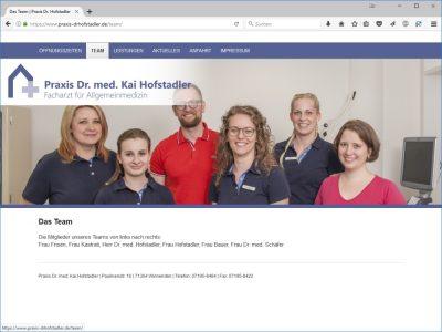 www.praxis-drhofstadler.de